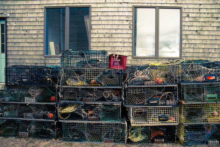 8. You know that a lobster pot isn't something you cook a lobster in.