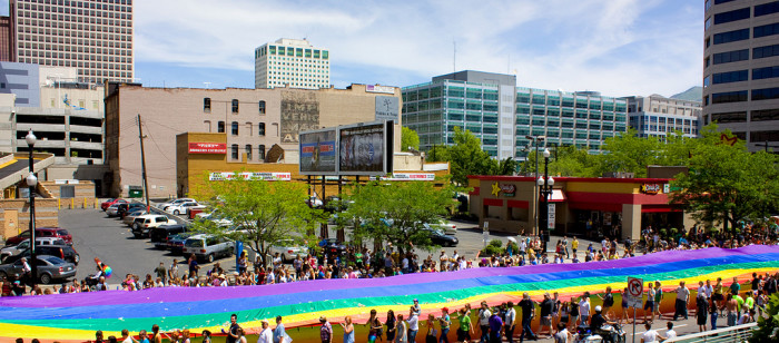 6. We have one of the largest LGBT communities in the country.