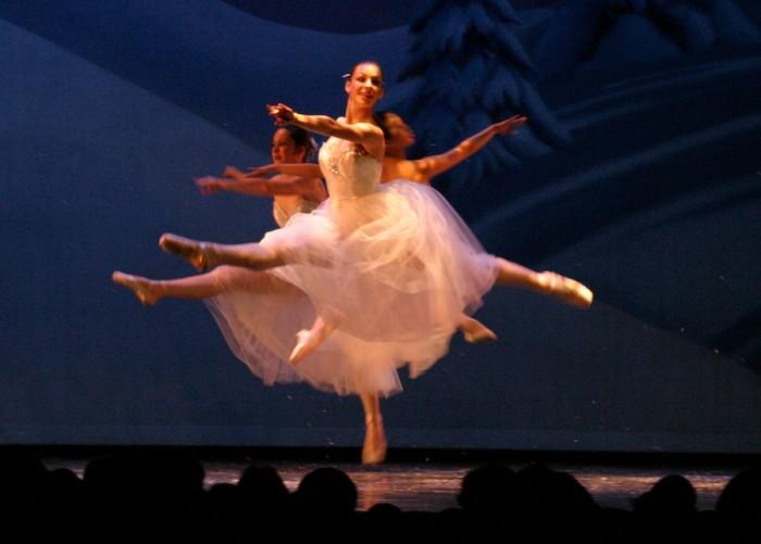 7. Several Colorado venues are showing the Nutcracker Ballet.