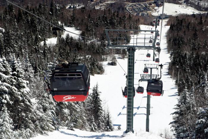 7.  Free ski passes