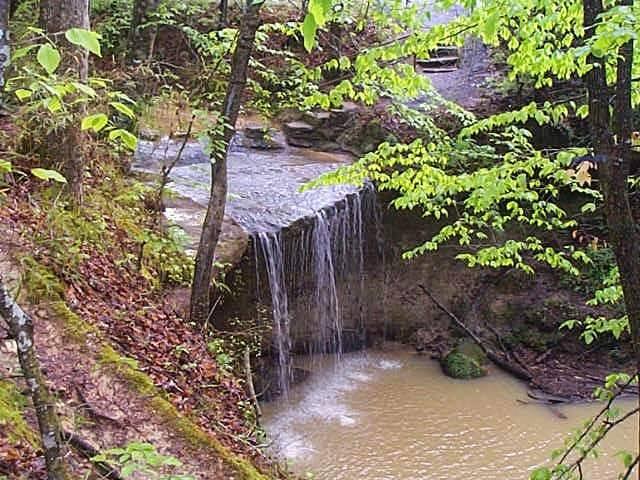 7. Owens Creek Falls