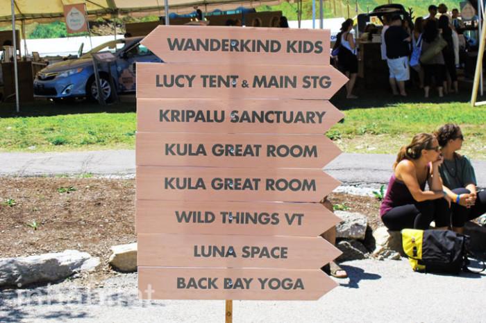 8.  WANDERLUST FESTIVAL - Stratton, June 16-19