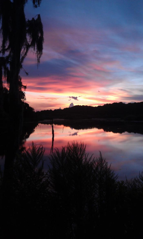6. Sunrise at Harris Neck National Wildlife Refuge