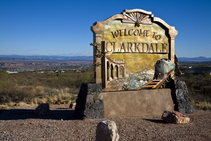 3. Most Affordable Town to Live: Clarkdale (pop. 4,122)