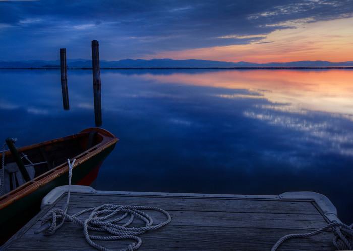 Vermont: Lake Champlain