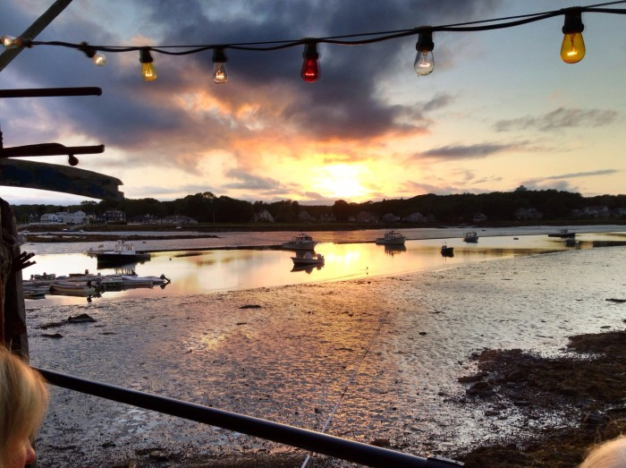 2. Sunset During Low Tide, Cape Porpoise