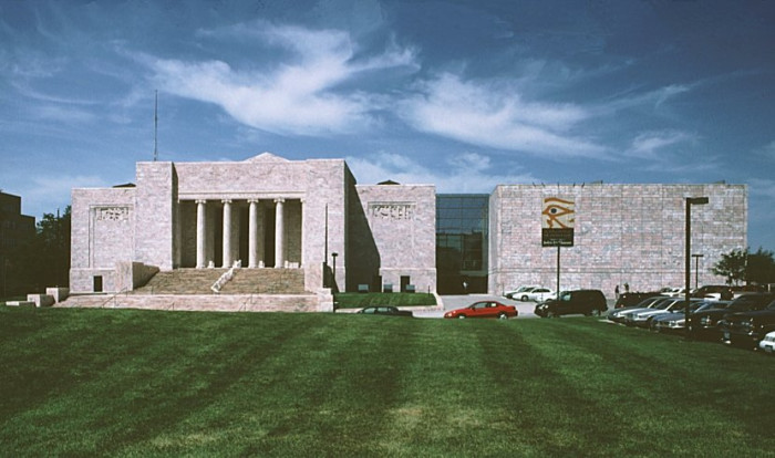 14. Take in some art at one of Nebraska's several fine art museums.