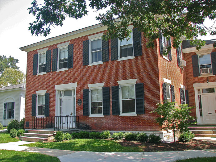 8.  Emma Willard House – Middlebury.