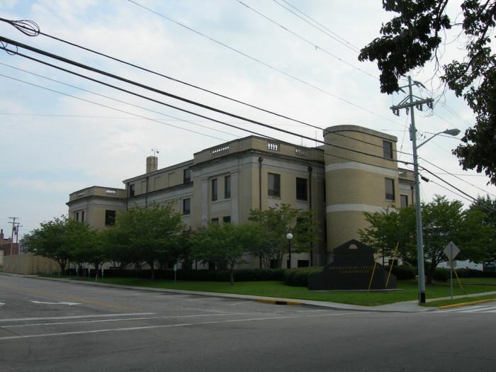 8. Orangeburg County