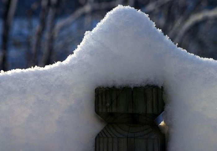8.Lotsa Snow in Kansas City