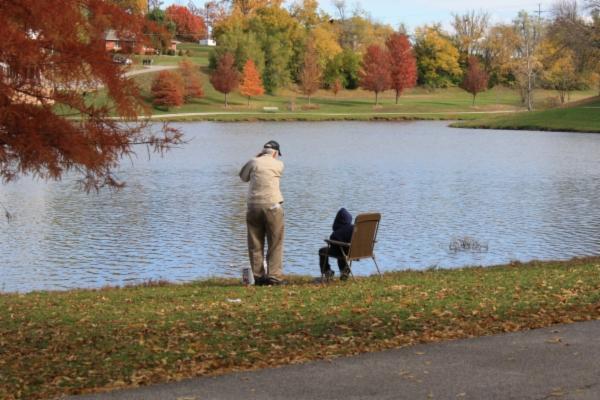 8.McKay Park Lake in Jefferson City