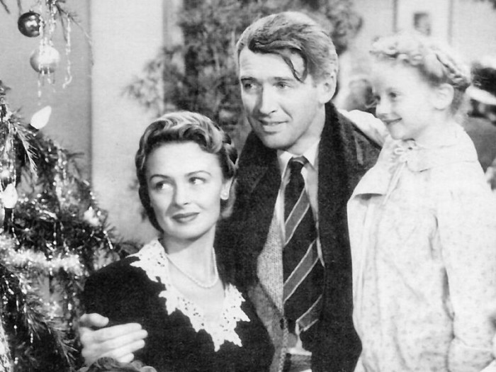 """10. The classic Christmas movie, """"It's a Wonderful Life"""" has special significance for Pennsylvanians, since Jimmy Stewart is from our state."""