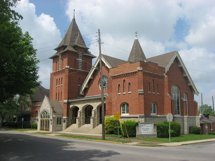10. St. Peter's First Community Church