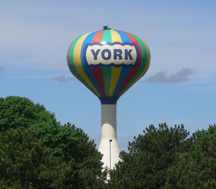 9. York