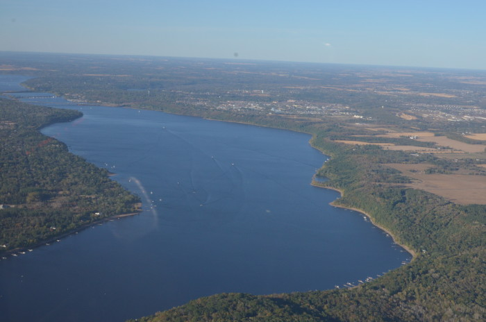 1. There are 69,200 miles of rivers and streams in Minnesota. That's enough to circle the equator 2 3/4 times!