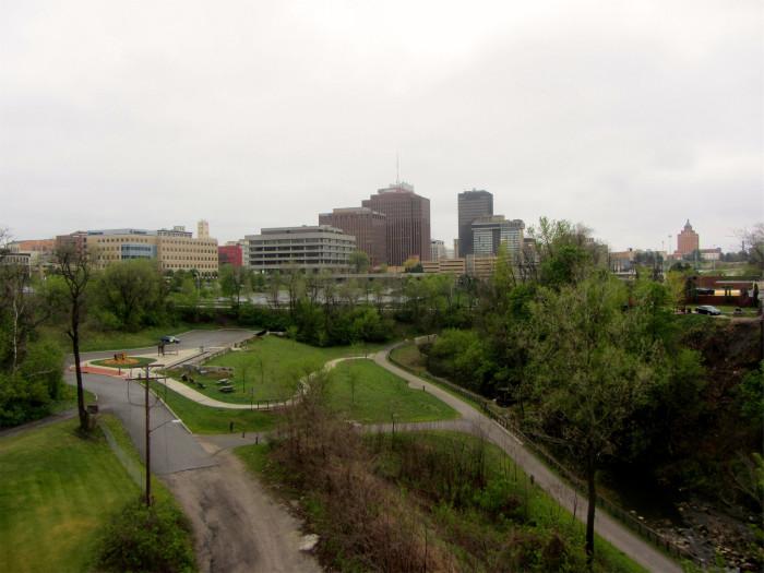 12. Akron