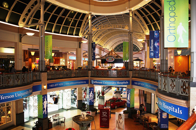 2. Go shopping at one of the largest malls in the country.