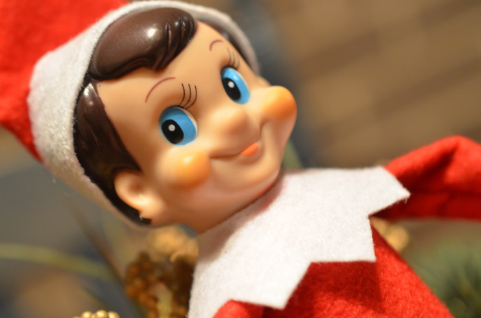 """14. The End of """"Elf on a Shelf"""""""