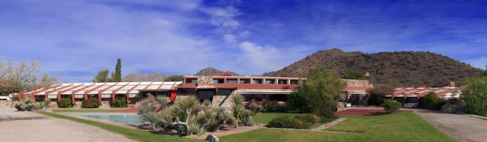 7. Taliesin West, Scottsdale