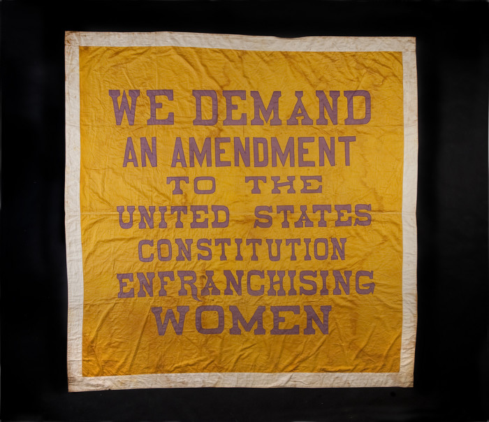 1. 1912: In addition to statehood, Arizona's female voters also won the right to vote, several years before the 19th Amendment was passed.