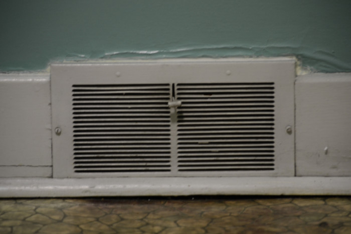 3. Freshen the air, while heating your house.