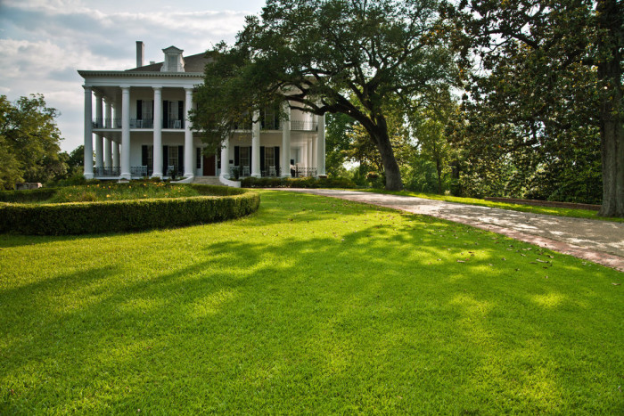 8. Walking through history is actually possible in Mississippi.