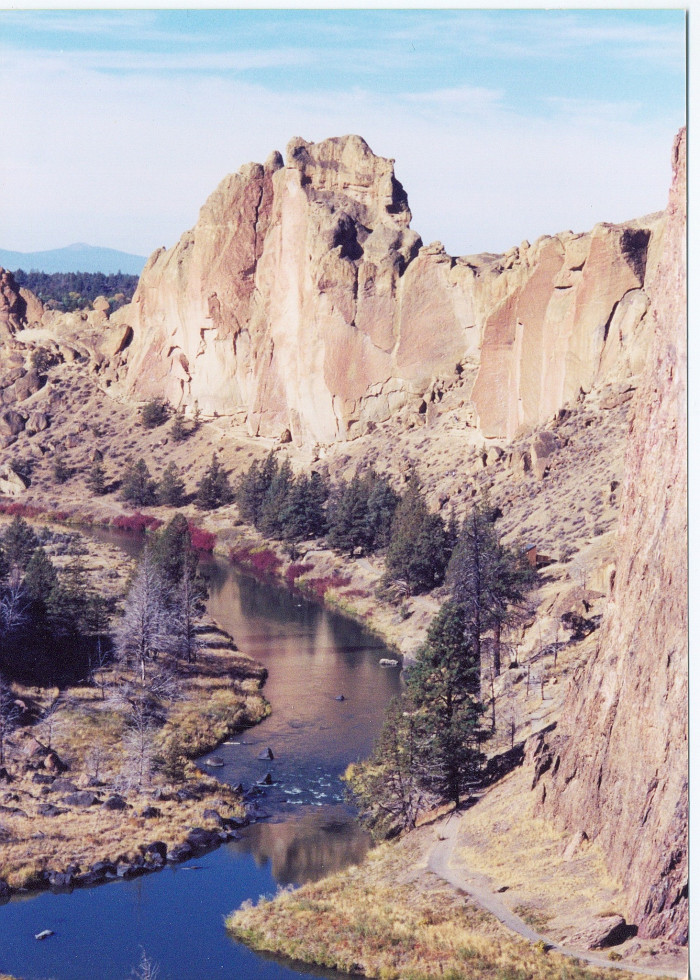 6. Smith Rock State Park.