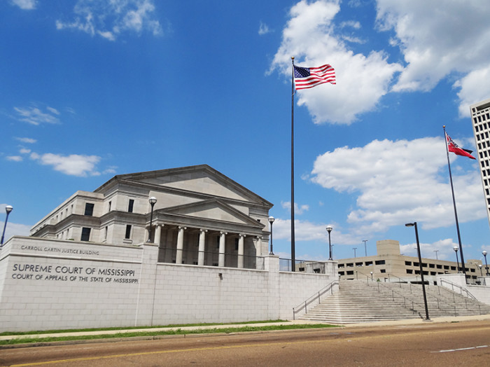 8. The Mississippi Supreme Court's unprecedented decision to allow a lesbian couple to divorce.