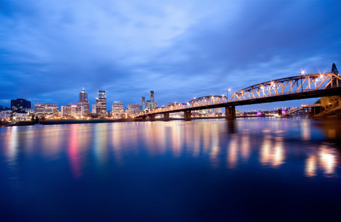 2. Best city for the arts: Portland