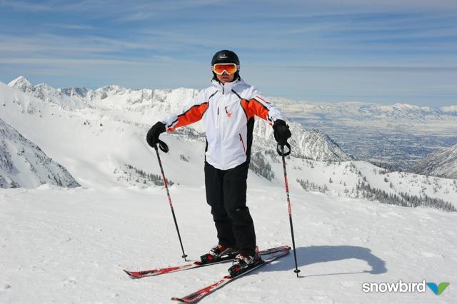 4. World-Class Skiing