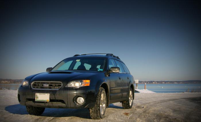 9. You've driven a Subaru.