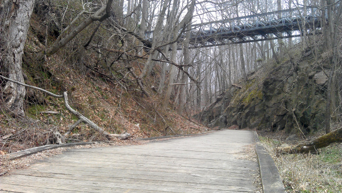 11) Trolley Trail 9, Catonsville