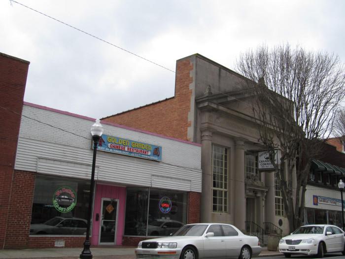 4) Pocomoke City