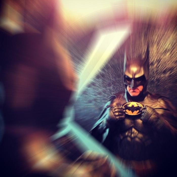 6. Batman died.