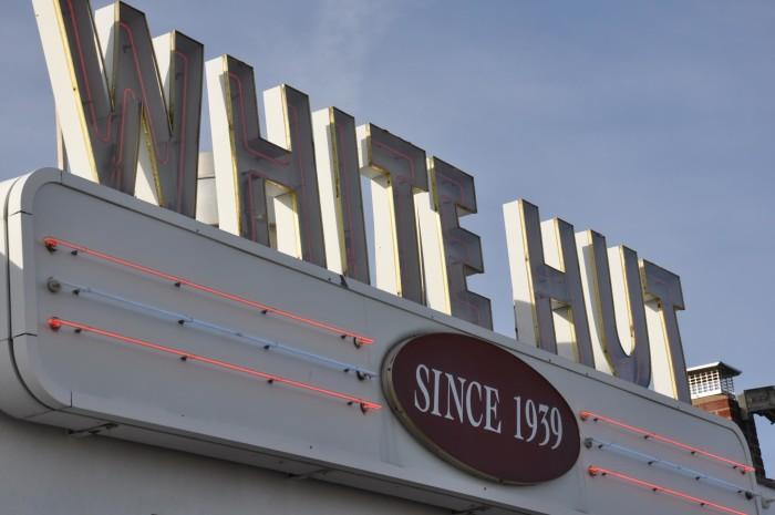 12. White Hut, Springfield