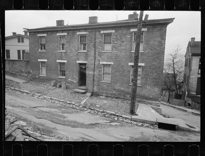 13. Brick house in Hamilton County