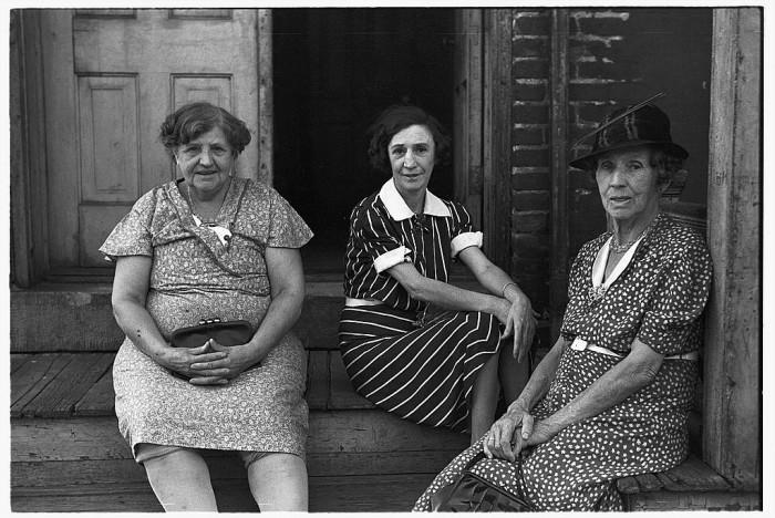 10. These ladies live in a rooming house in St. Paul in 1939.