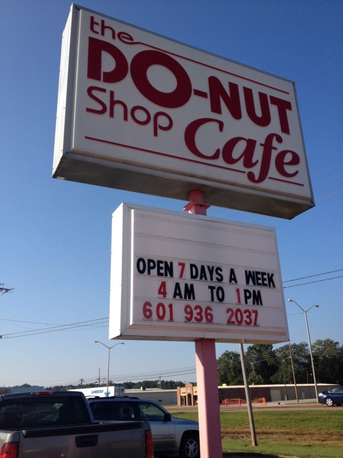 5. The Donut Shop Café, Richland