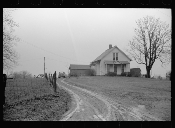 Incredible 14 Indiana Farms And Barns From The Past