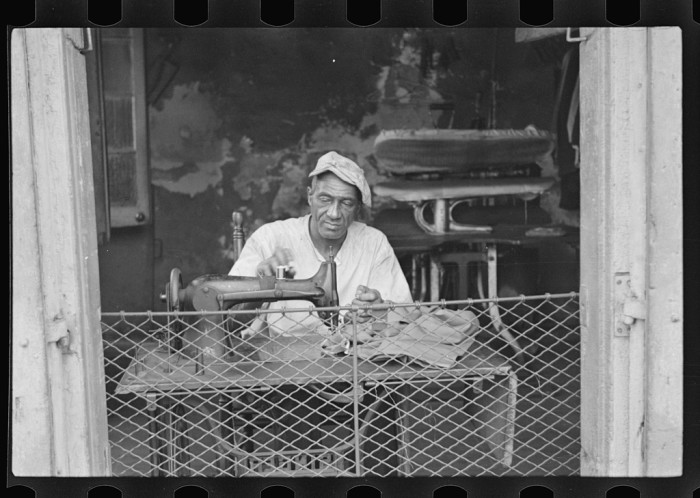 What Daily Life In Louisiana Was Like In The 1930s