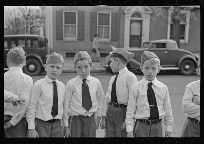 4. Little kids, invariably, always look like little kids.