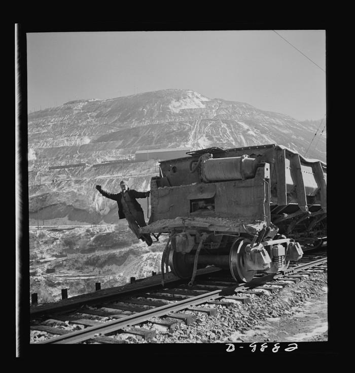 2. Bingham Canyon Mine, Salt Lake