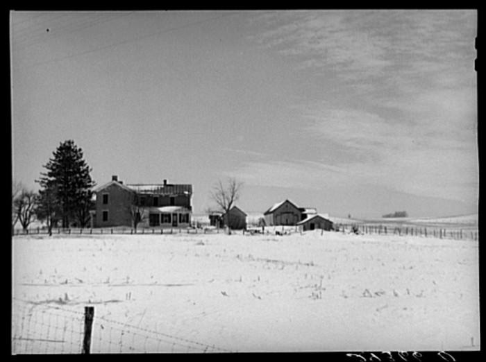 "6. ""Farm in Ross County, Ohio."""