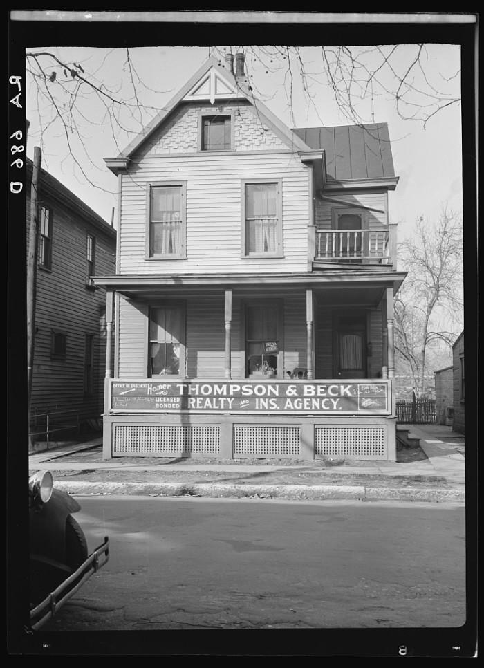 4. House in Cincinnati, Ohio