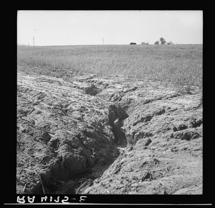 "10. ""Erosion."""