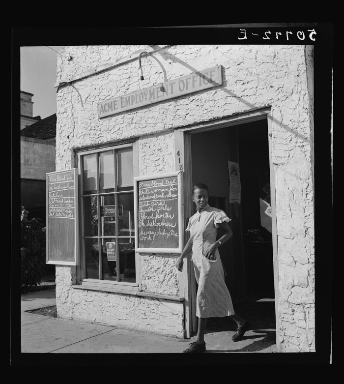 Employment agency, Miami, Florida