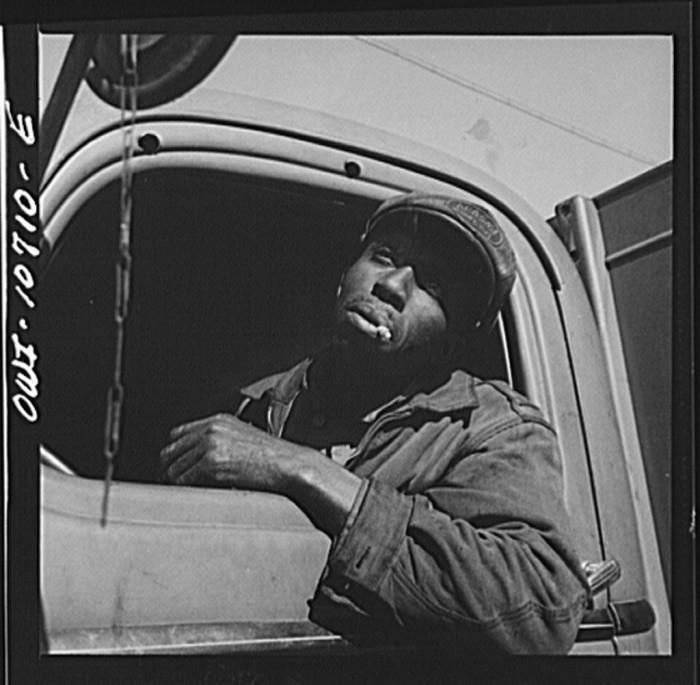 3) Truck driver for the Alaska Coal Company.