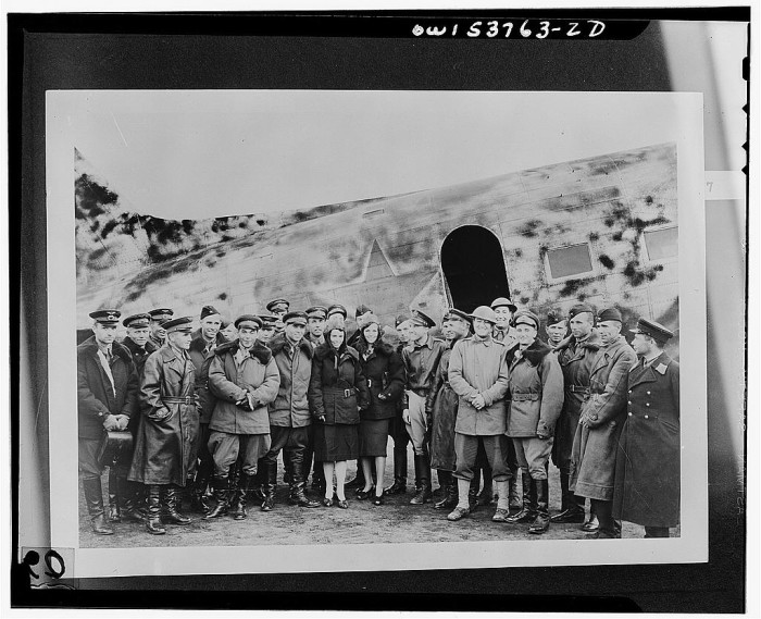 7) The first Russian military mission to Alaska.