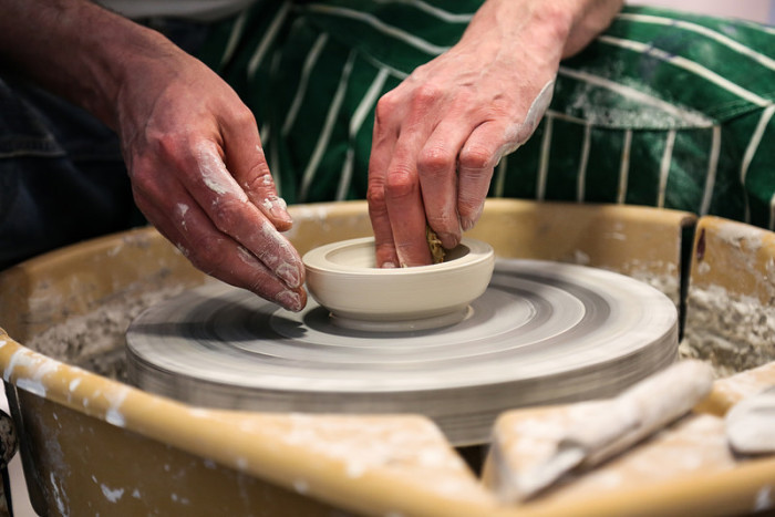 9.  Channel your inner artisan.