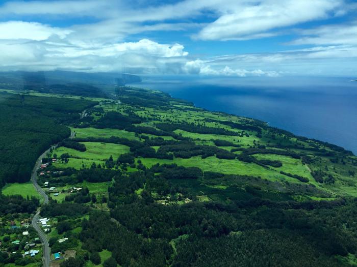 9) Honoka'a, Big Island